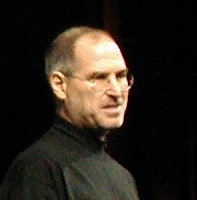 Steve Jobs at Macworld 05